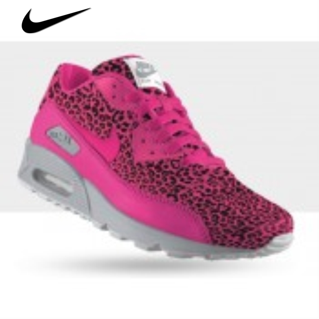 air max rose leopard